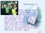 interview 4