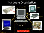 hardware organization5