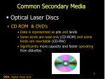 optical laser discs