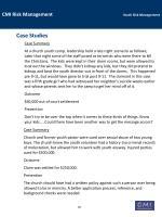 cmi risk management youth risk management28