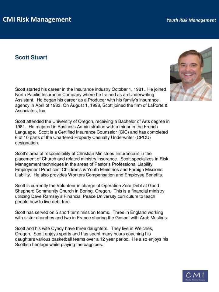 Scott Stuart