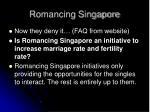 romancing singapore1