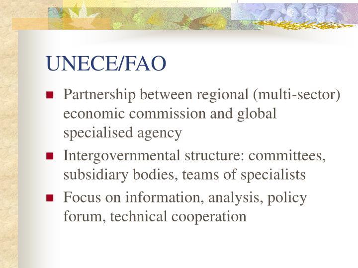 UNECE/FAO