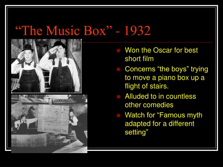 Ppt Laurel And Hardy Powerpoint Presentation Id 1455689