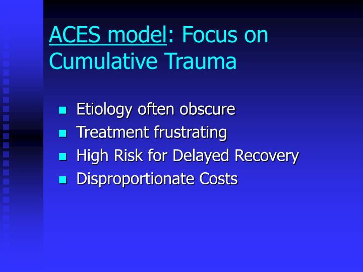 ACES model
