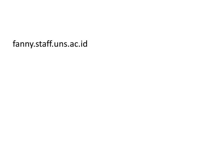 fanny.staff.uns.ac.id