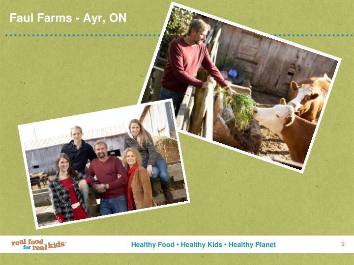 Faul Farms - Ayr, ON