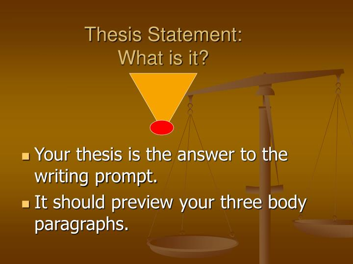 thesis statements in literature Developing a thesis after reading your thesis statement  but you'll get yourself on the right track by writing down what you have keep your thesis prominent.
