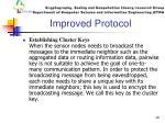 improved protocol12