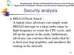 security analysis2