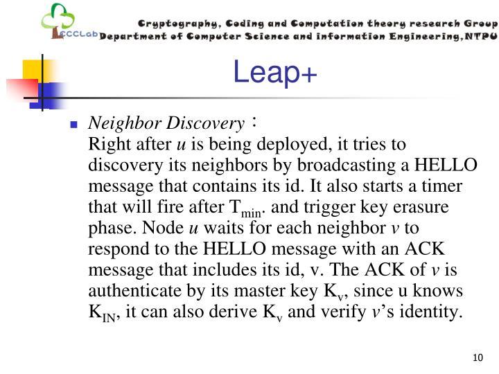 Leap+