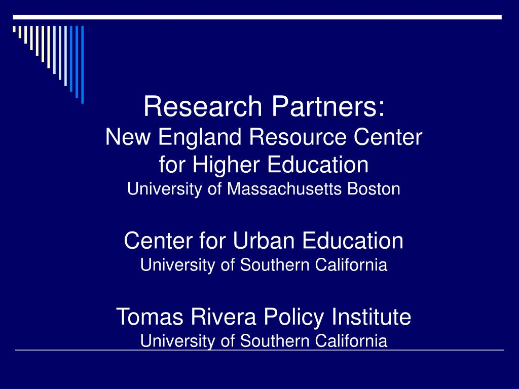 Research Partners: