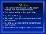 dilution1