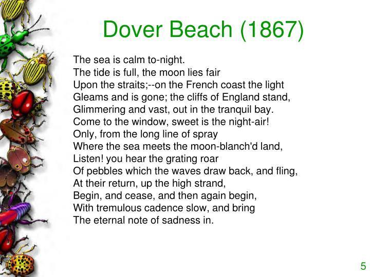 Dover Beach (1867)