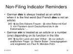 non filing indicator reminders2