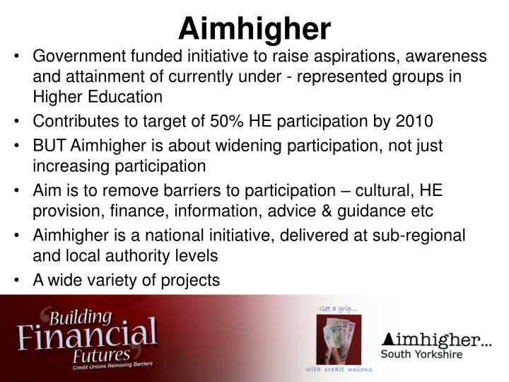 Aimhigher
