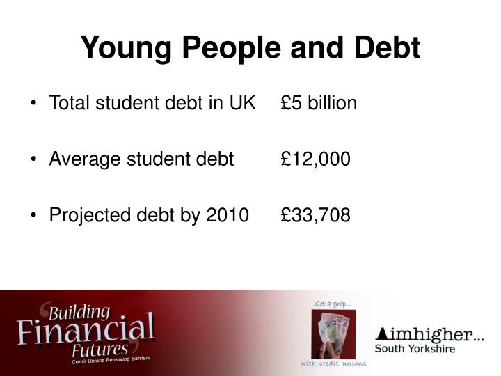 Young People and Debt