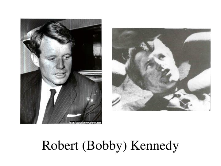 Robert (Bobby) Kennedy
