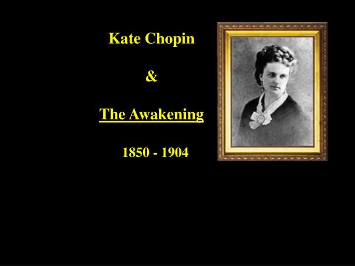 a book report on kate chopins the storm