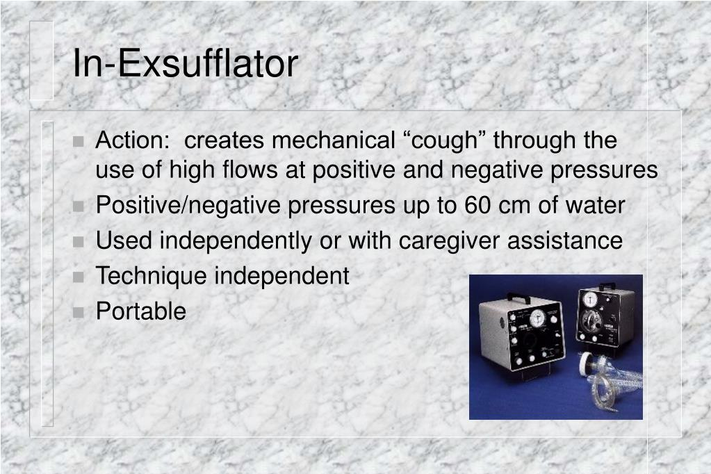 In-Exsufflator