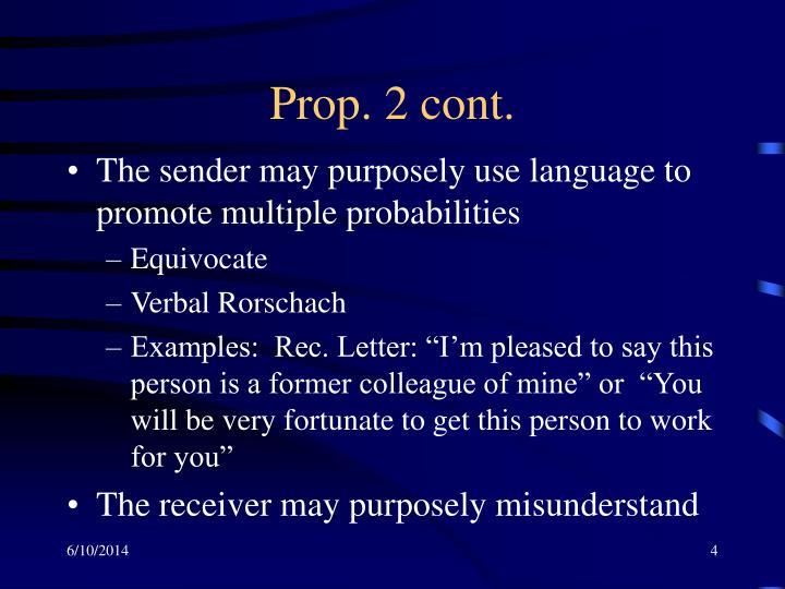 Prop. 2 cont.