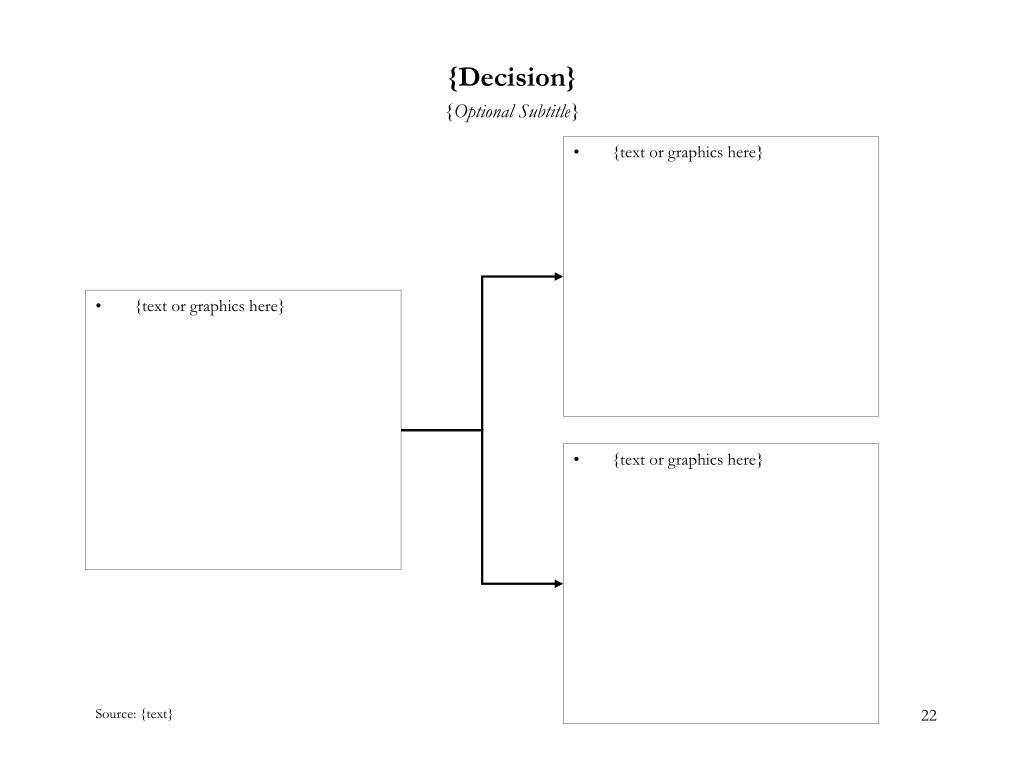 {Decision}