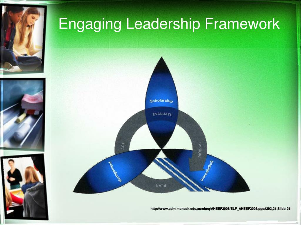 Engaging Leadership Framework