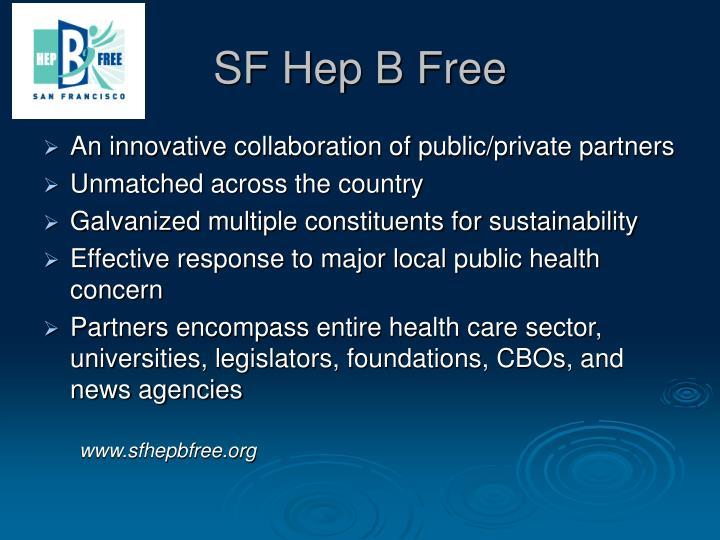 SF Hep B Free