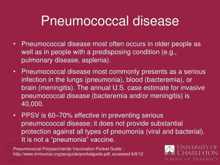 Pneumococcal