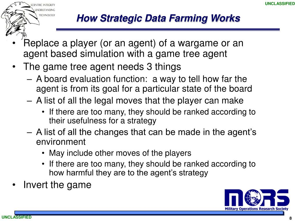 How Strategic Data Farming Works