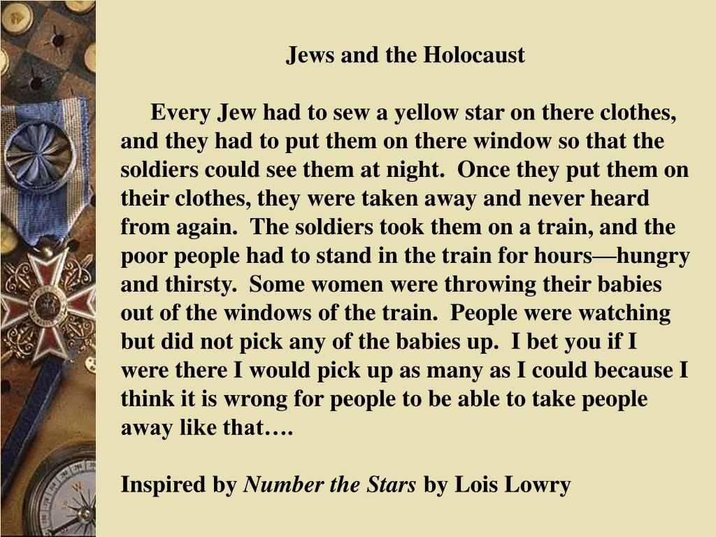 Jews and the Holocaust