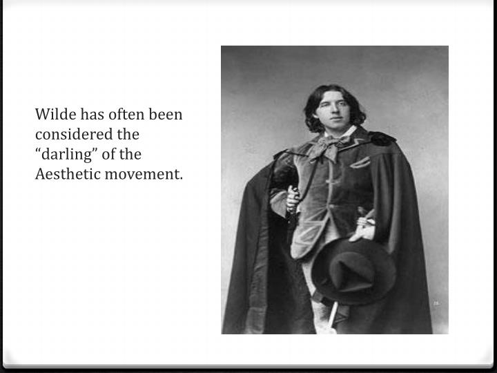 Wilde has