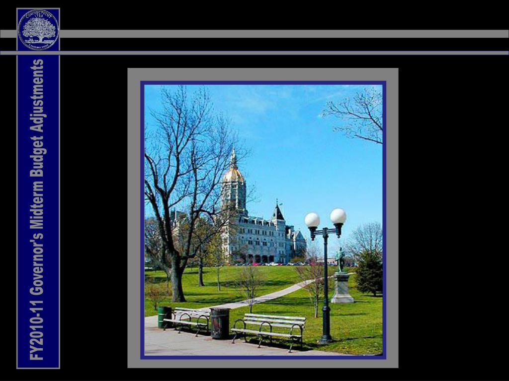 FY2010-11 Governor's Midterm Budget Adjustments