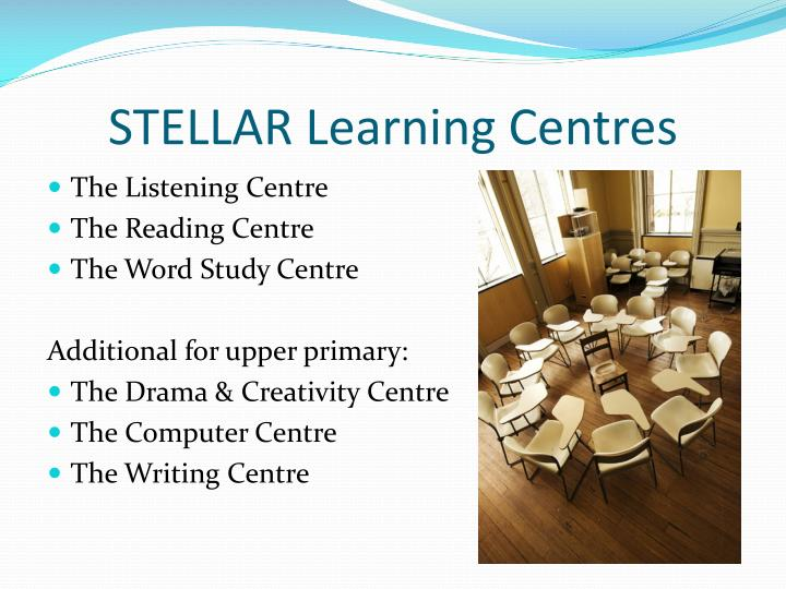 STELLAR Learning Centres
