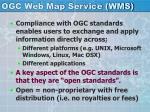 ogc web map service wms