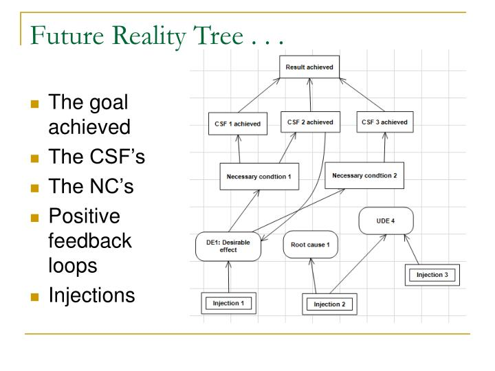 Future Reality Tree . . .