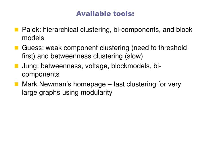 Available tools: