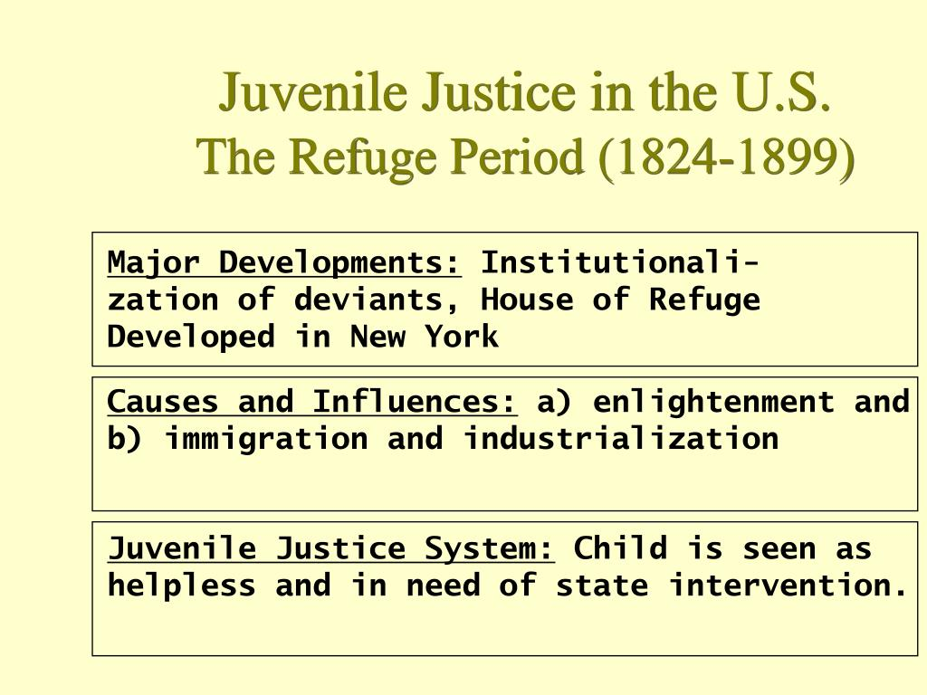 the juvenile court act of 1899 in illinois