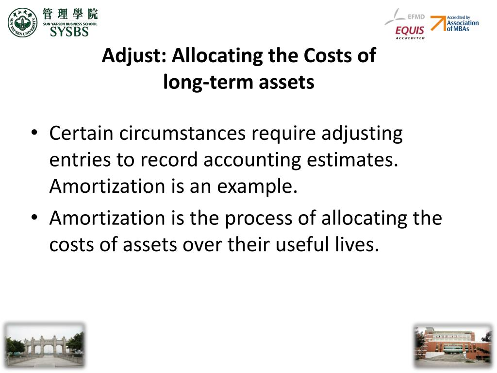 Adjust: Allocating the Costs of
