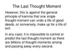 the last thought moment3