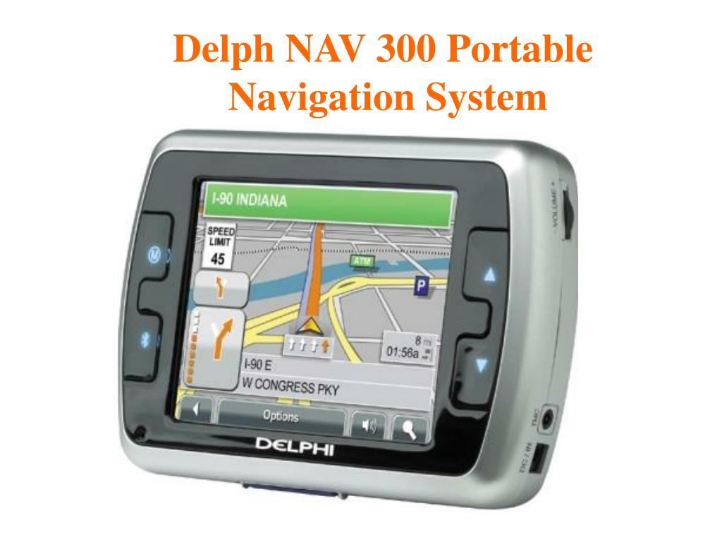 Delph NAV 300 Portable