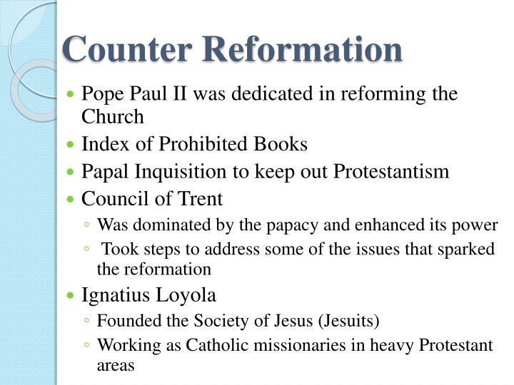 Reformation PowerPoint Presentation, PPT - DocSlides