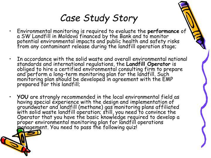 Case Study Story