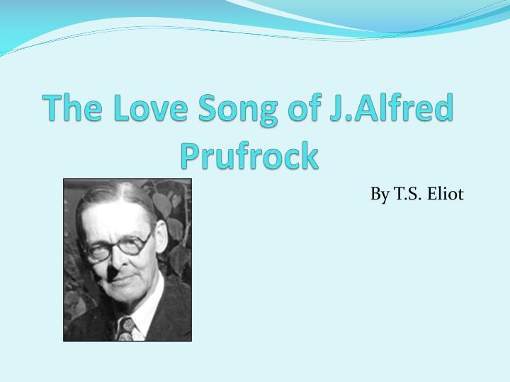 a literary analysis of prufrock among the women