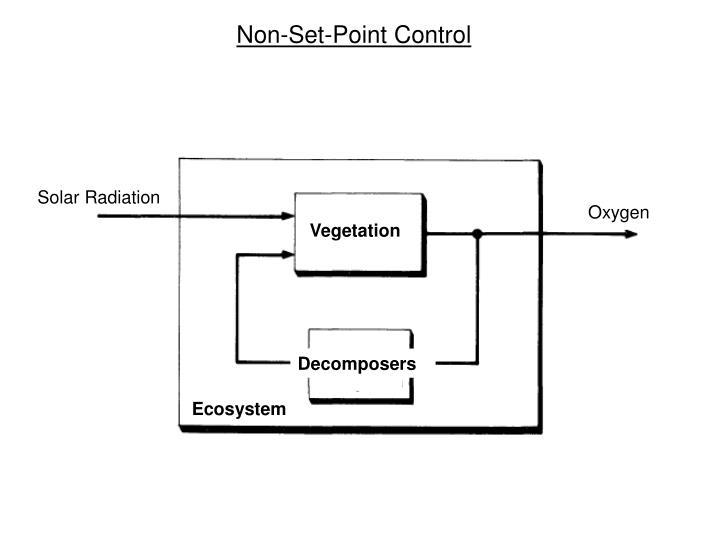Non-Set-Point Control