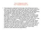 part 3 malignant conflict the trinitarian formula 2