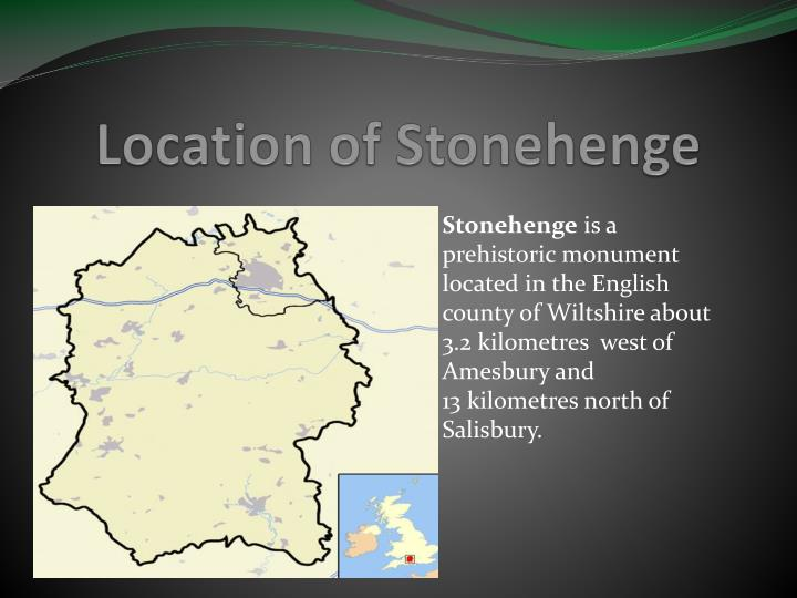 Location of stonehenge