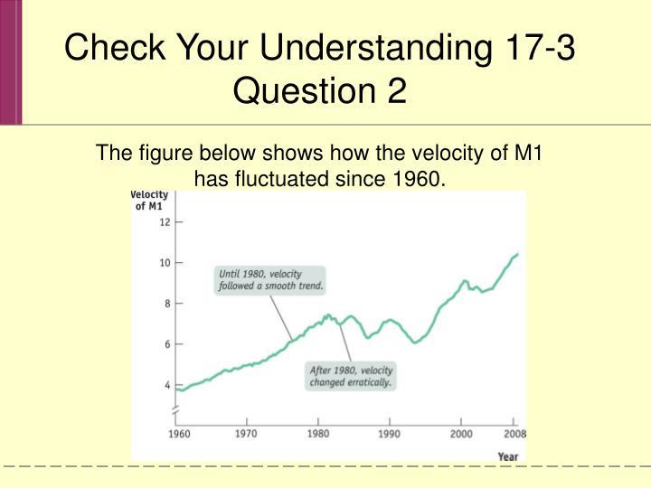 Check Your Understanding 17-3