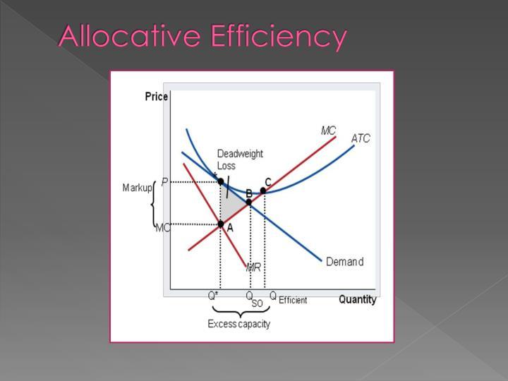 Allocative