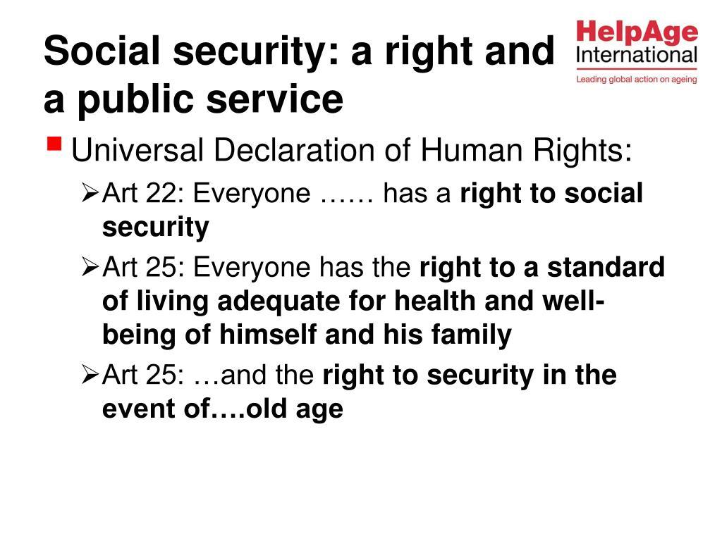 Universal Declaration of Human Rights: